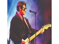 THE ROY ORBISON STORY AT BLACKPOOL GRAND THEATRE 2018