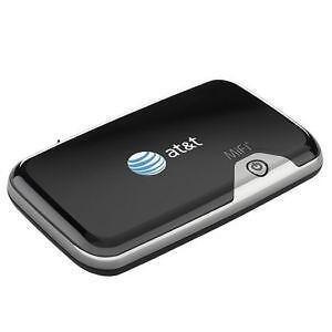 Netgear Unite 4G LTE Mobile WiFi Hotspot - (AT&T) Black