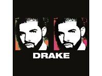 Drake x2 Tickets Birmingham (STANDING)