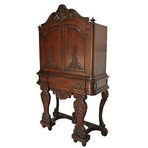 Antique Oak China Cabinets