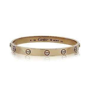 Cartier Love Bracelet Rose Gold 50cdcba7ae8