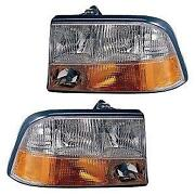2000 GMC Jimmy Headlights