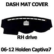 Holden Captiva Dash Mat