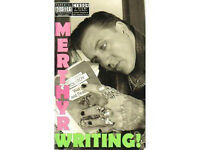 Merthyr Writing by Martyn Williams, Wendy Grey-Lloyd, Viv Protheroe, Mervyn...