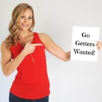 LADIES! Go Getters needed for expanding company!