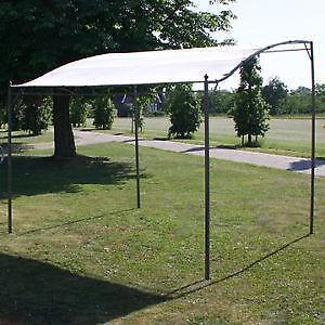 Gartenpavillon metall eckig  Pavillon Garten Metall ~ Möbel Inspiration und Innenraum Ideen