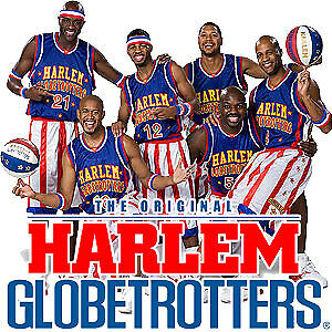 GET THEM NOW ★★ The Harlem Globetrotters ★★ THU Sep 28 ★★