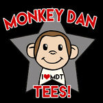MonkeyDanTees: Funny & Nerdy Shirts