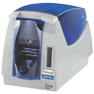 Card printers id plastic card printers ebay business card printer reheart Choice Image