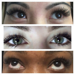 Wake up pretty!Eyelash extensions:Classic,3D,5D volume West Island Greater Montréal image 3