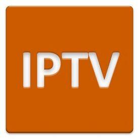 IPTV GIFT SUBSCRIPTION - 12 MONTHS *FULL HD*