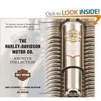 The Harley-Davidson Motor Co. Archive Collection HARD COVER BOOK