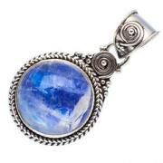 Blue Moonstone Pendant