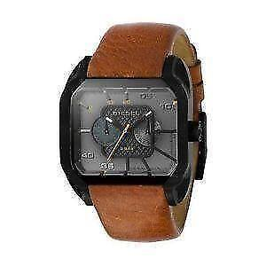 Mens Leather Watch | eBay