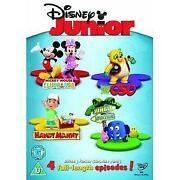 Disney Junior DVD