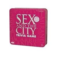 HBO Sex In The City Fun Trivia Game! Moving Sale!!!