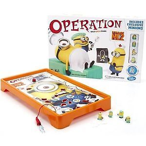 Despicable Me 2 Operation Silly Skill Game