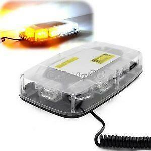 Emergency light bar ebay emergency amber led light bar mozeypictures Gallery