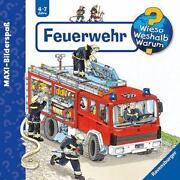 Wieso Weshalb Warum Feuerwehr