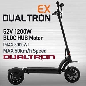 Dualtron Electric Scooters available now in North Melbourne North Melbourne Melbourne City Preview