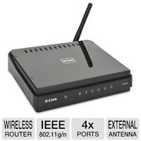 D-Link DIR-601 Wireless-N 150 mbps,,Home Router -n,g...