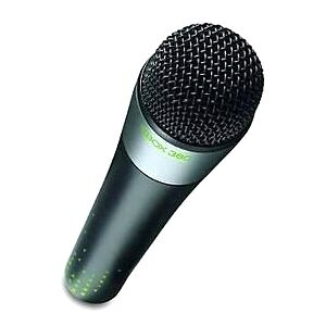 xbox 360 wireless microphone $40 each.  All 3 for $100. Prince George British Columbia image 2