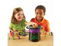 NEW IN SEALED BOX Learning Resources Math-A-Magician Activity Set