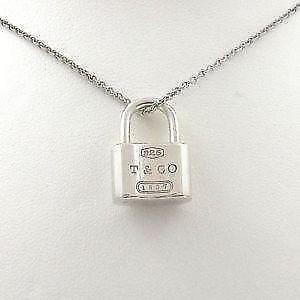 Tiffany charm ebay tiffany lock charms audiocablefo light Images