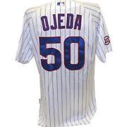 Game Worn MLB Jersey