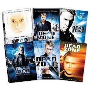 Dead Zone saisons 1-2-3-4-5-6 Anglais serie complete