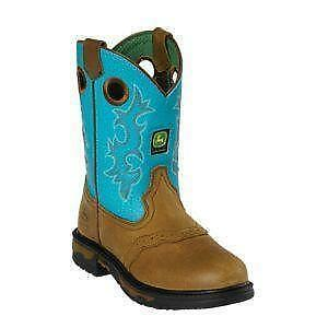 John Deere Boots Ebay