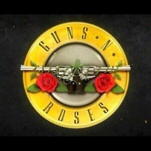 Guns N Roses - Gillette Stadium, Boston - July 19th