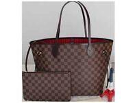 *New Louis Vuitton handbag with purse