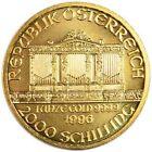 Austrian Philharmonic Gold Bullion Coins