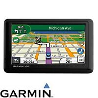 """Garmin nüvi 1490LMT 5"""" Bluetooth GPS 2015 Maps"""