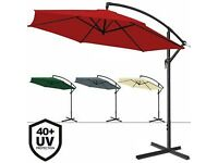 3m Garden canopy umbrella