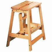 Trittleiter Holz