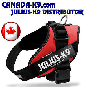 Dog Harnesses - Julius K9 Canada - Top Quality - Easy to use!