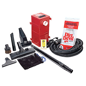 Dirt Devil Central Vacuum System