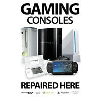 Video Game Console Repair \ Services, XBOX, PS3, Nintendo