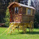 The Lost Gypsy Wagon