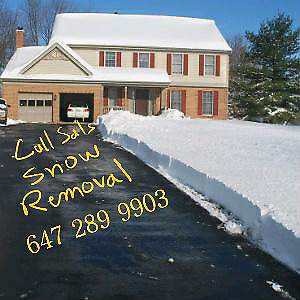 Snow removal Fall clean up, fence repair decks, landscaping