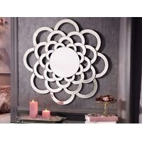 "Gorgeous 32"" Daisy Mirror will add that Wow factor to your space"
