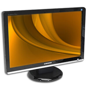Samsung SyncMaster 216BW 21,6 inches widescreen LCD monitor