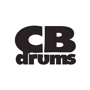 CB 14 inch hi hats and stand