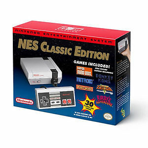 New NES Mini