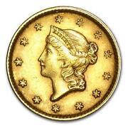 1849 $1 Gold