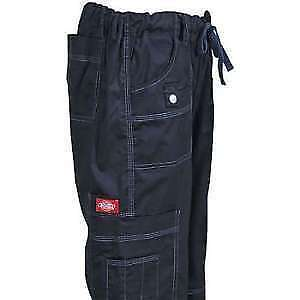 Women's Size M Cargo Scrub Bottoms by Dickies