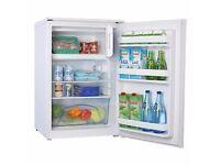 a brand new fridge freezer