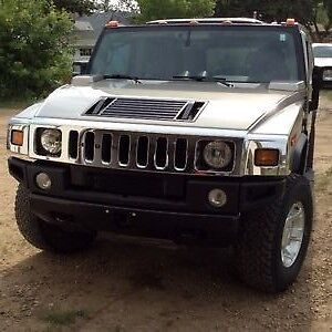 2004 HUMMER H2 4X4 in Great Condition Strathcona County Edmonton Area image 2
